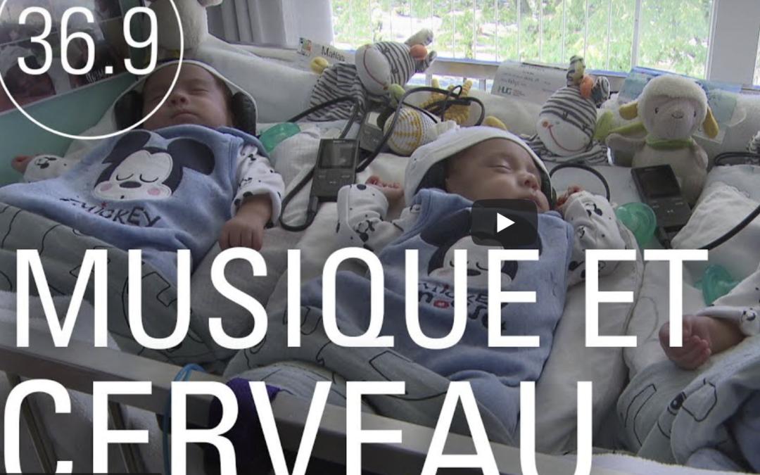 De la musique pour le bien-être des nouveaux-nés